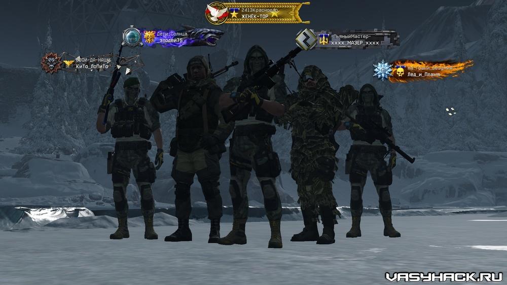 зимняя охота 1 матч